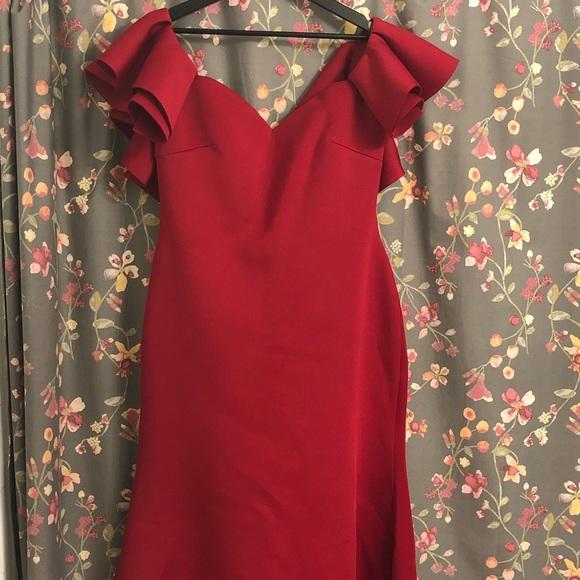 49d4390c6 Fashion Nova Dresses | Curve Salty Babe Mermaid Dress | Poshmark